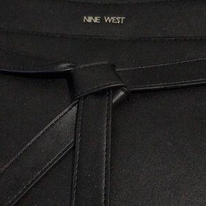 Nine West Black Shoulder Bag- NWT